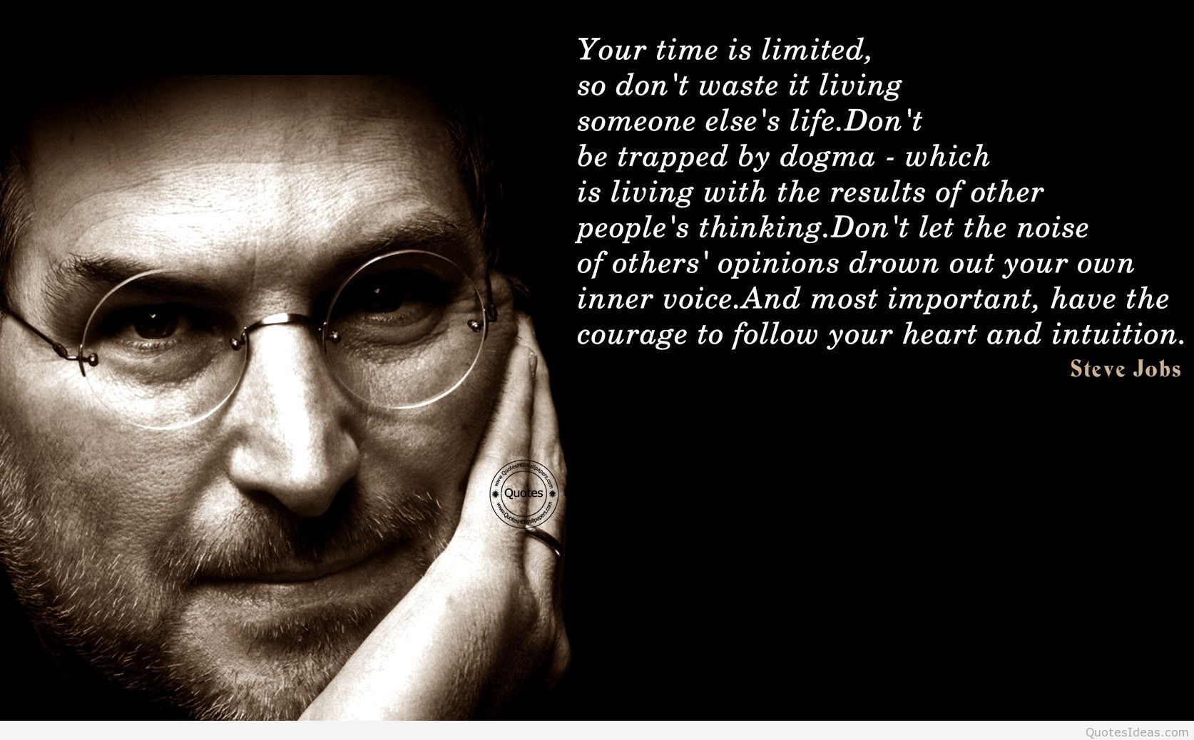Steve Jobs Quotes On Life Image Result For Courage Quotes  Inspiration  Pinterest