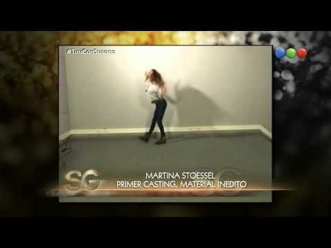 Martina Stoessel L'Oréal Miss Manga - YouTube