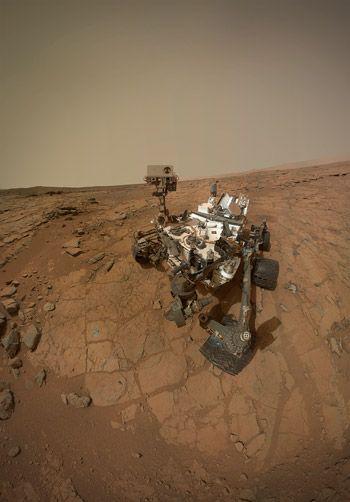 Curiosity y la posibilidad de habitar Marte