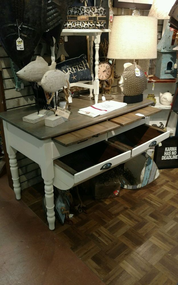 Antique Genuine Possum Belly Bakers Table in 2019 | Bakers ...
