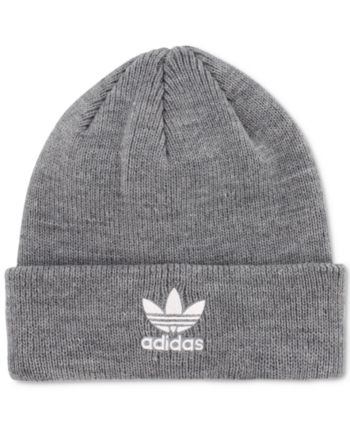 70d5ce52 Adidas Kids' Trefoil Beanie - Gray | Products in 2019 | Adidas kids ...
