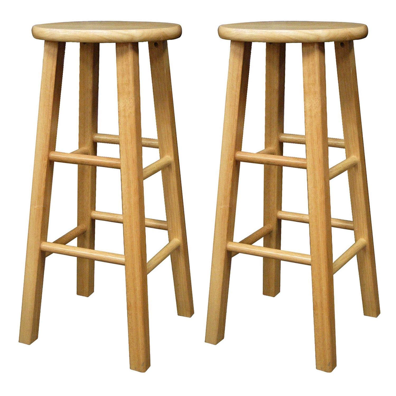 Winsome 2 Pc Bar Stool Set Pc Winsome Bar Set Winsome