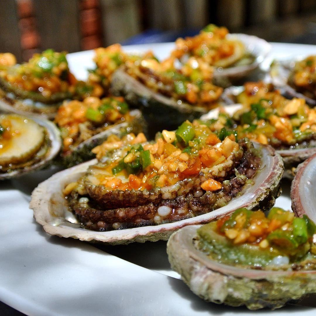 Nức lòng với đặc sản xứ đảo Phú Quốc Bào Ngư Nướng | Ẩm thực, Dao ...