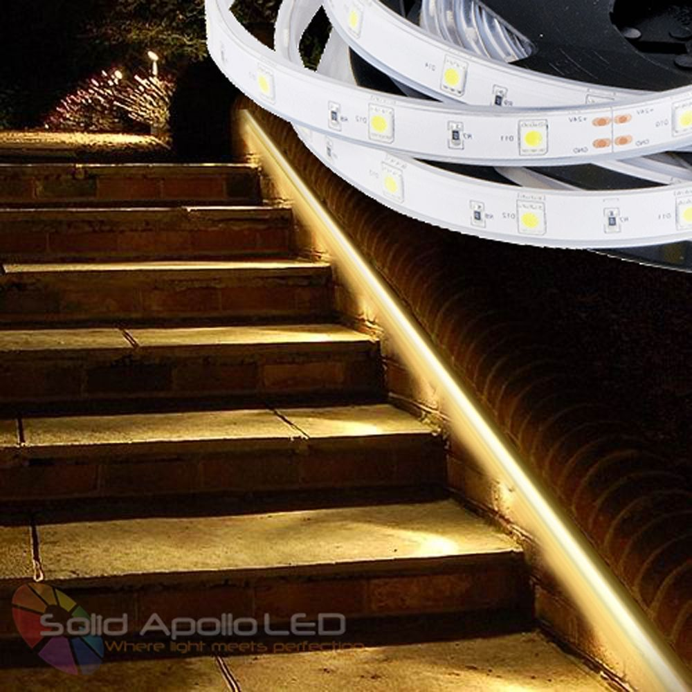 Outdoor Strip Lighting Alluring Outdoor Led Strip Lights Waterproof  Httpscartclub Design Inspiration