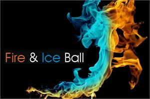 Cardiff City Stadium Fire Ice Ball Party Cardiff Christmas