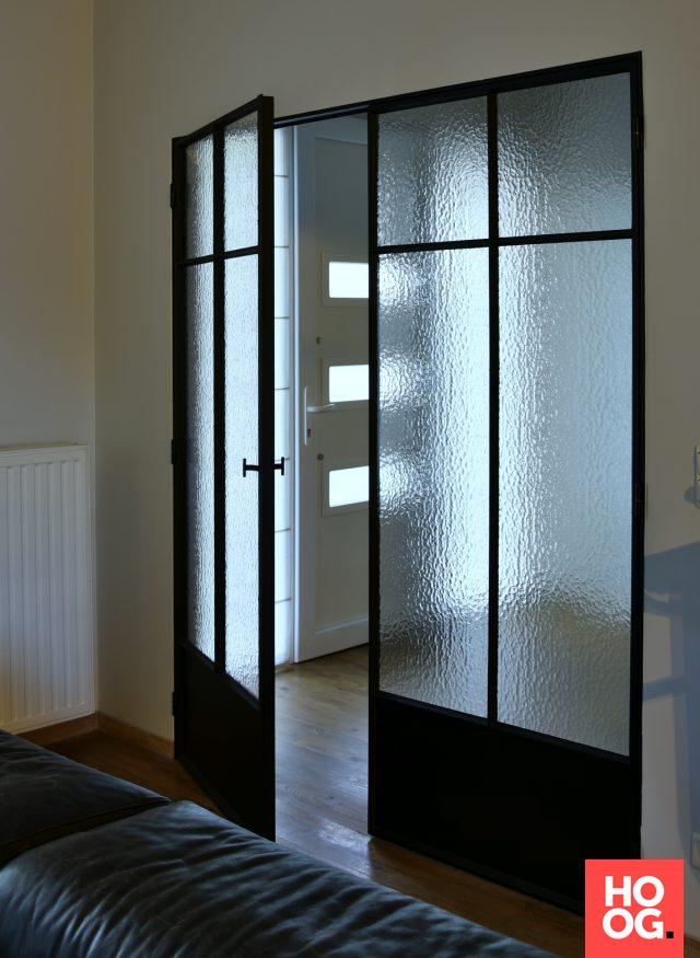 Steel doors loft Antwerp – High ■ Exclusive living and garden …