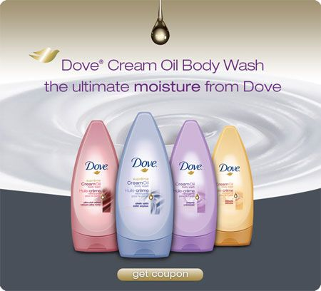 Canadian Coupons Dove Canada Moisturizer From Save Ca Buy 1 Get 1 Free Oil Body Wash Cream Oil Moisturizer