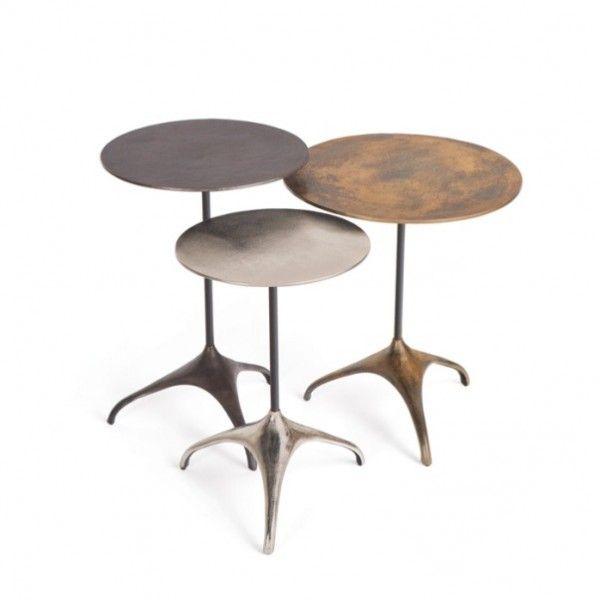 Set of Three Leoni Nesting Tables | Ocassional Tables | Pinterest ...