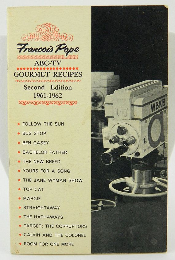 ABCTV Chicago Channel 7 WBKB Gourmet By QueeniesCollectibles 999