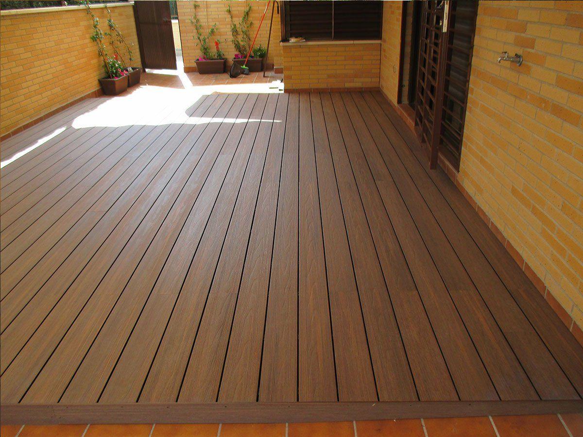 tarima-terraza-madera-sintetica-coextrusion   Tarima exterior ...