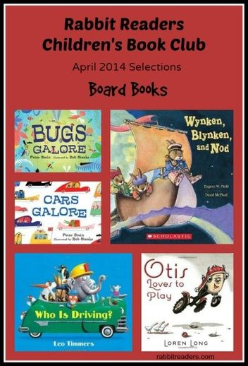 April 2014 Young Adult Selections, Rabbit Readers Children
