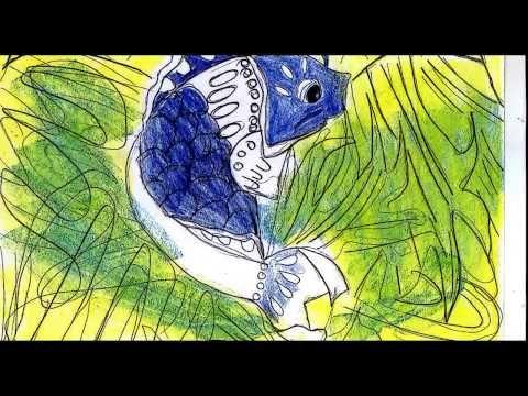 Cuento Infantil : La leyenda del pez Koi, el pez celestial - YouTube ...