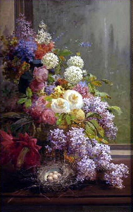 famous flower still life paintings - Google Search | Kid's ...