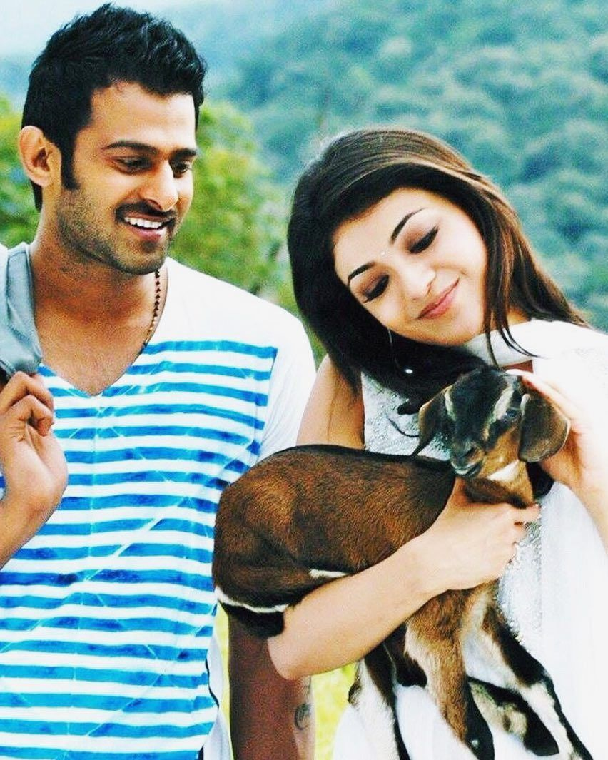 Darling And Kajal Mrperfect Mr Perfect Prabhas Kajal
