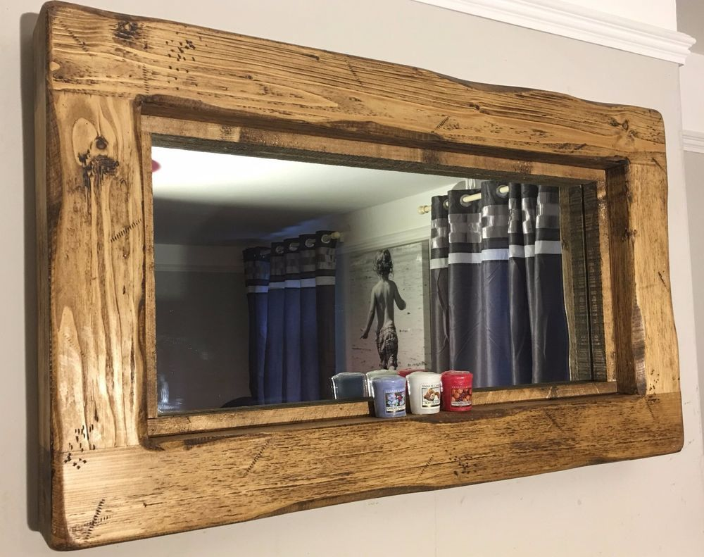 Found On Bing From Poseybooth Com Rustic Mirrors Farmhouse Wall