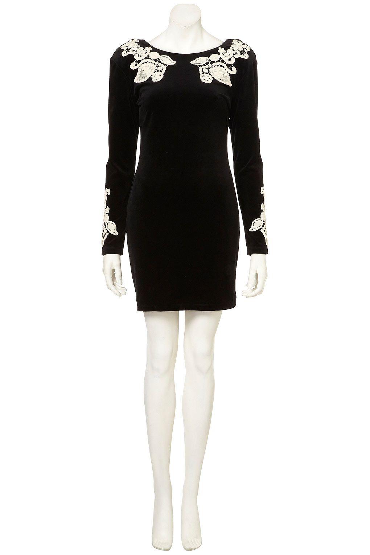 Simple black dress and lace front dresses pinterest black