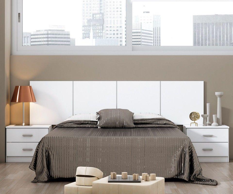 Cabecero para dormitorio moderno Cyprus | Decoración | Pinterest ...