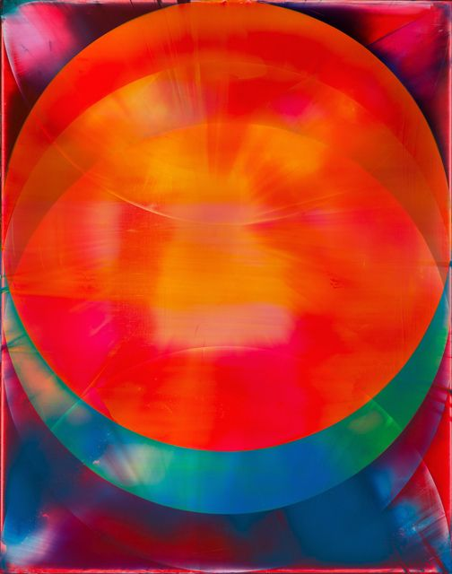 """perceptuality: """"Shannon Finley,« Sunset », 2015, Walter Storms Galerie"""""""