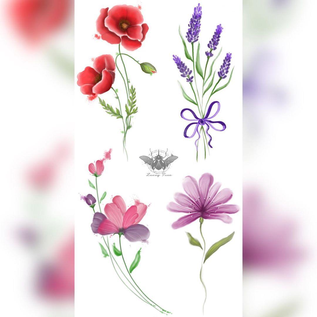 🌸 Odkopałam kilka projektów, które mi się zawieruszyły i postanowiłam Wam je wrzucić.🥰 Mam jeszcze wolne terminy w kwietniu, także zapraszam! ❤️ @zuczy.tusz.tattoo  _________________________ ✏Zapisy na tatuaż:  📧email: zuczytusz@gmail.com  💻fb: /zuczy.tusz.tattoo  📥insta: /zuczy.tusz.tattoo  🏠Gdynia ul. Świętojańska 135 II A #tatuazepolska #polandtattoos#zuczytusztattoo #zuczytusz #watercolor #watercolortattoo  #ktosieniedziaratenfujara #minimalisttattoo #femaletattoo #girlytattoo #