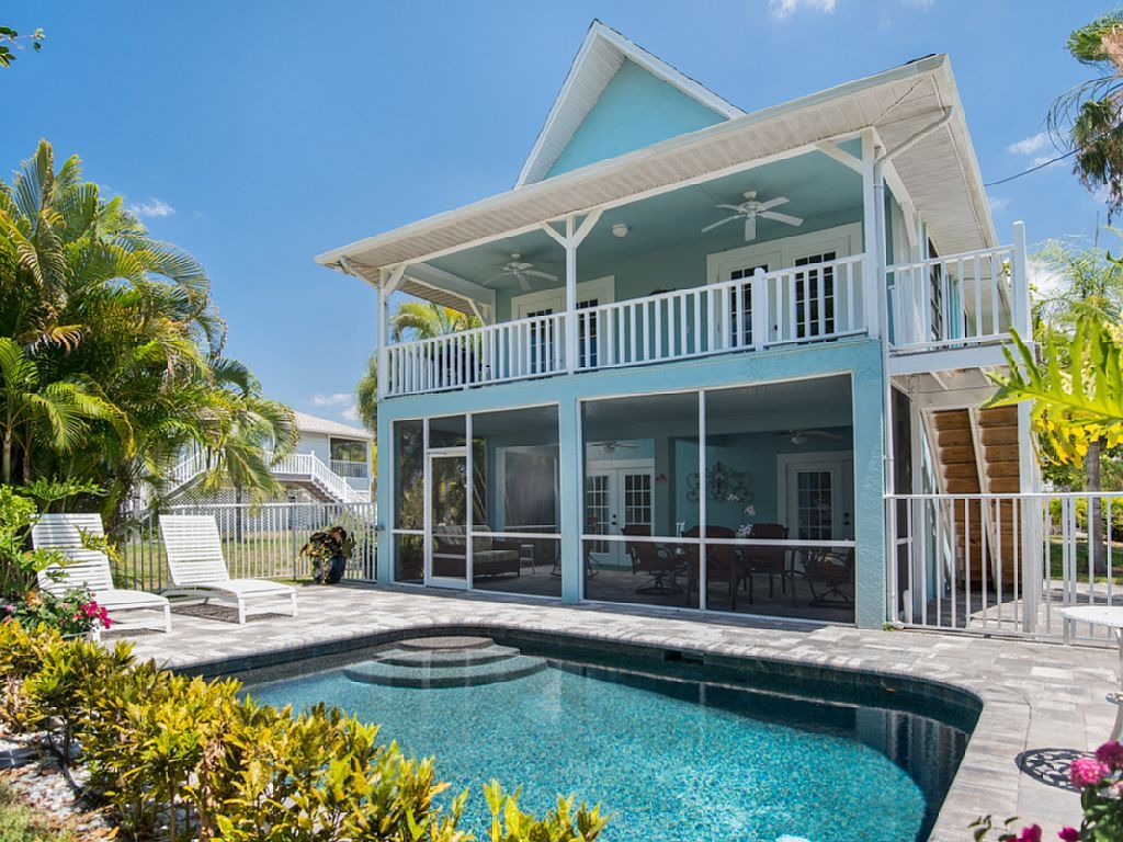 Private Pool Home Near Beach Homeaway Bonita Springs 559132