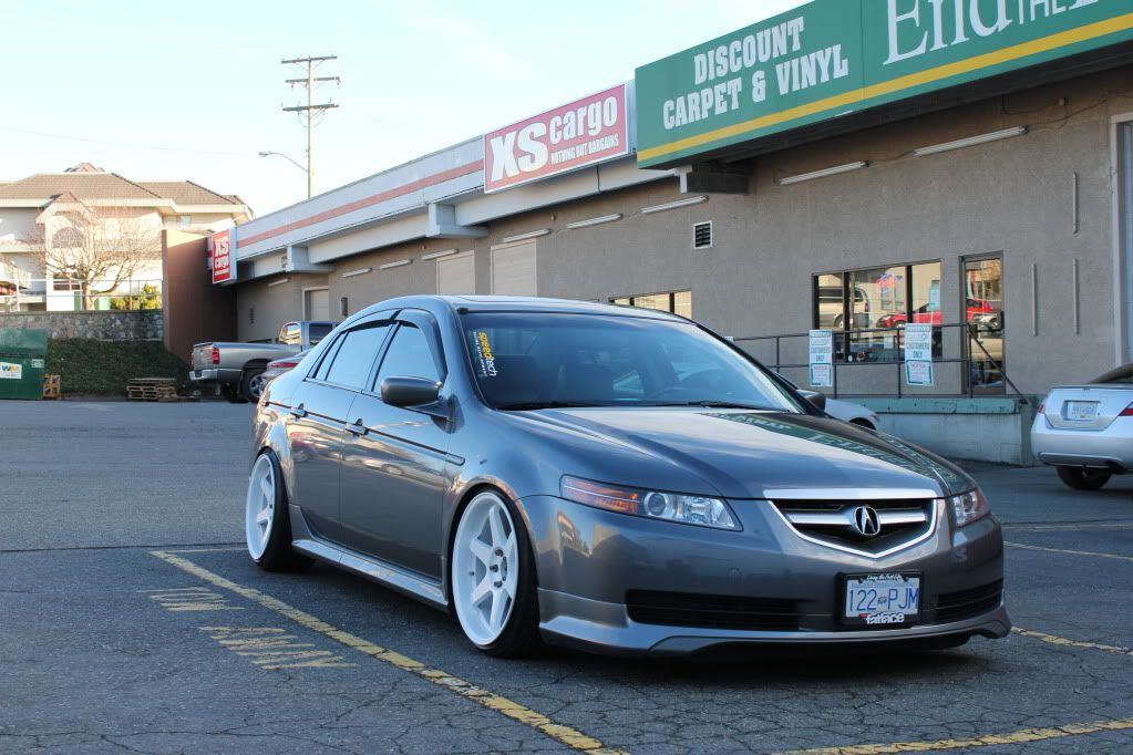 Unofficial Slammed Thread 3g Tl S Page 29 Acurazine Community