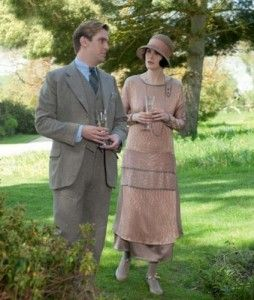 How to dress downton abbey style clothes