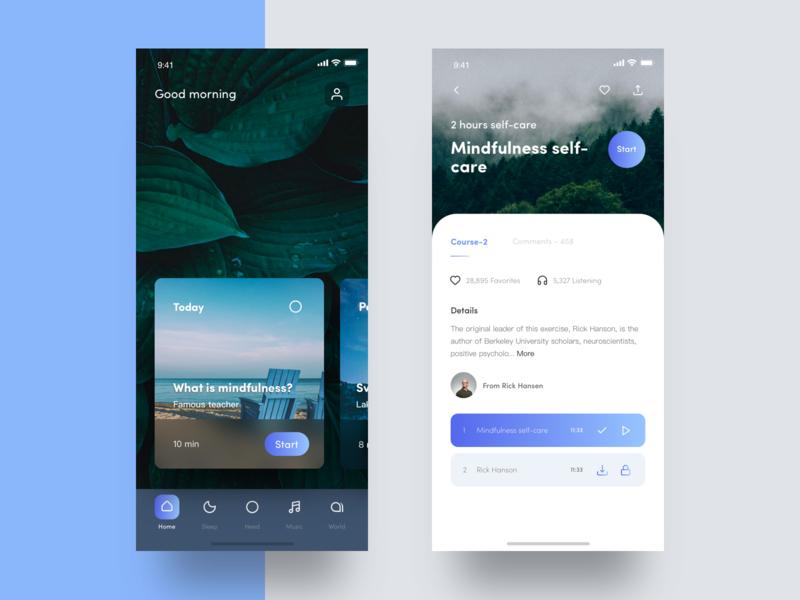 Pin Auf App Design