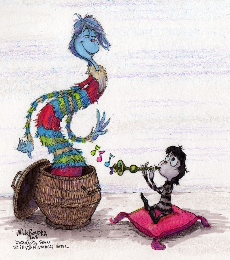 Jojo Charms Zilly Horton Hears A Who Jojo Blue Sky Studios Animated Movies