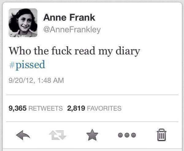 Anne Frank Lived In A Cupboard For 2 Years Grow Up Gs The Scottish