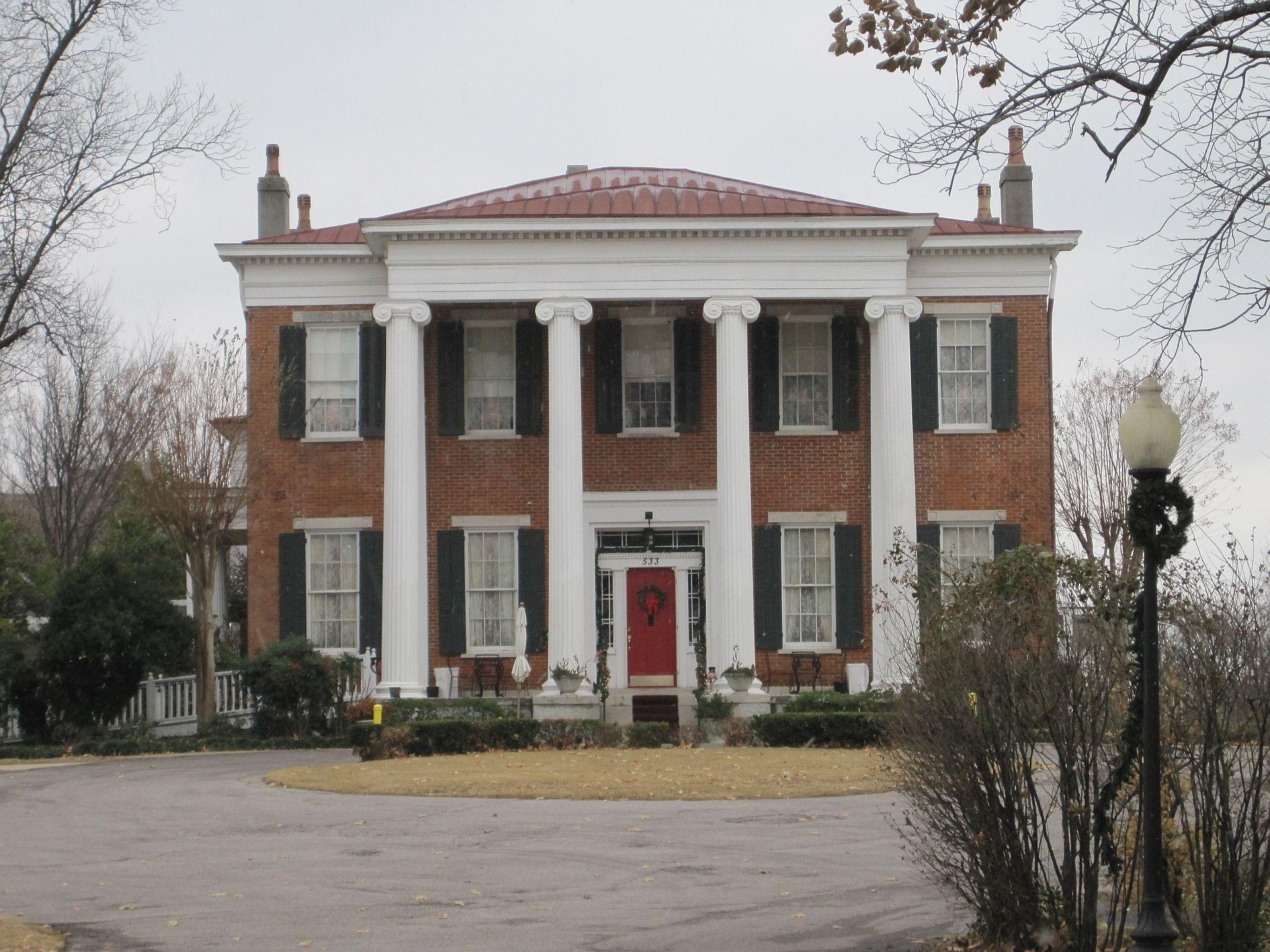 Hunt Phelan House Memphis Tn My Memphis Pinterest