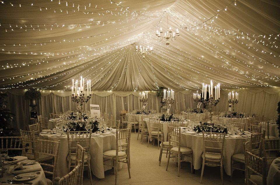 Pin on wedding - Fairy light decoration ideas ...