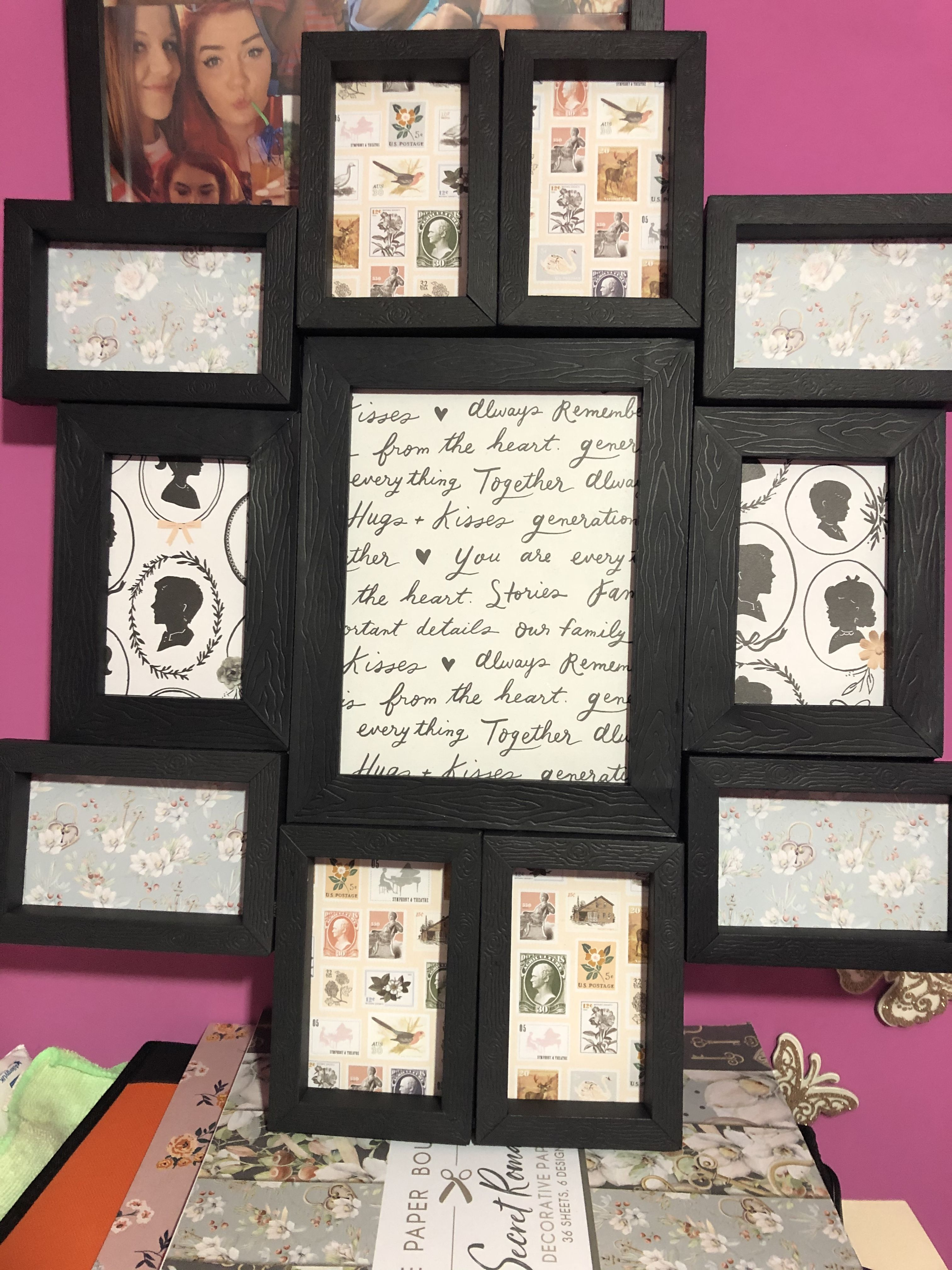 Tonic Studios Decor Tailored Frames In 2020 Frame Tonic Studio Tattered Lace Cards