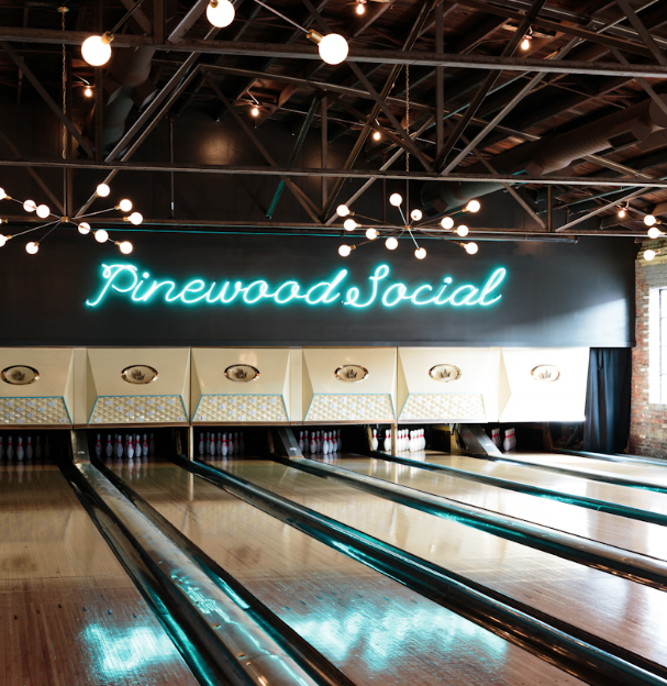 America S Coolest Bowling Alleys Bowling Bowling Alley Trip