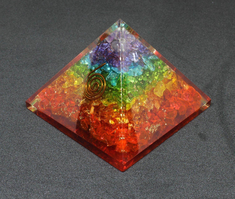 Energy Generator Orgone Pyramid Orgonite Orgonite Pyramids Pyramids