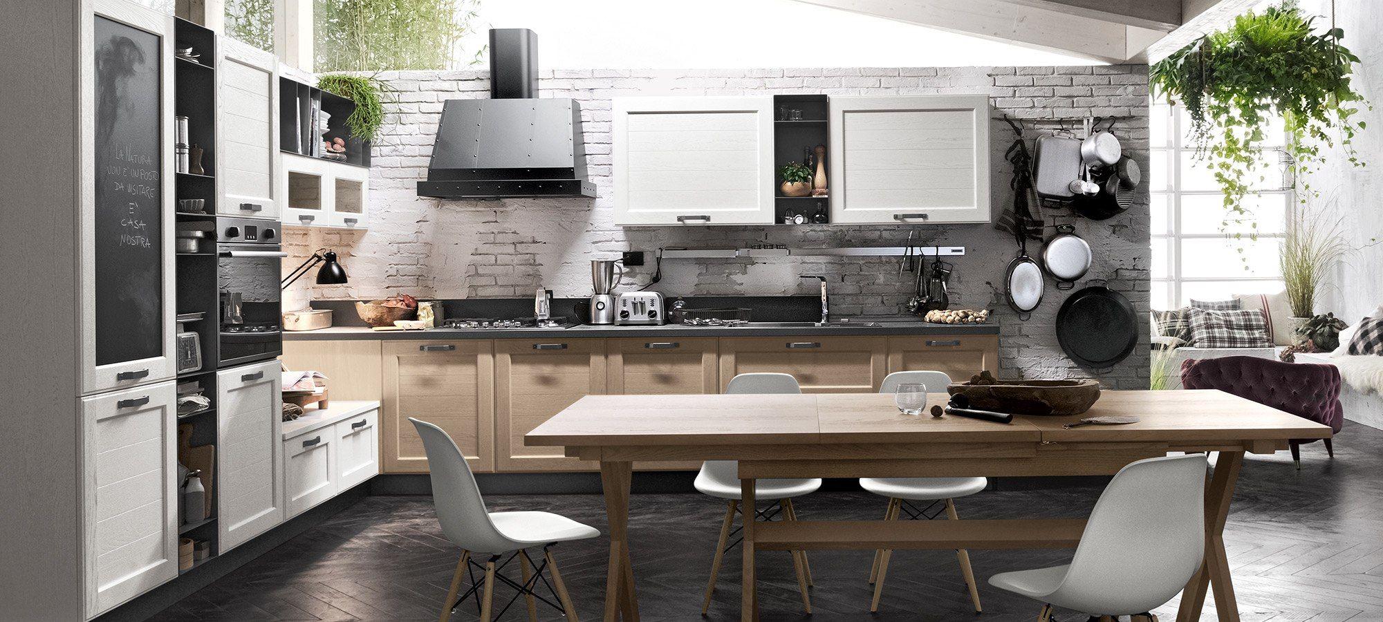 cucine moderne contemporanee stosa - modello cucina york 01 ...