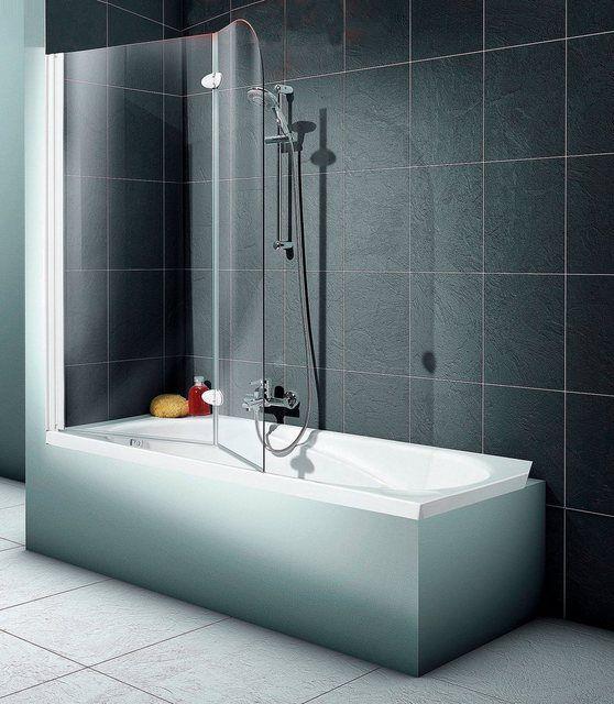 SCHULTE Badewannenaufsatz »2teilig«, 112 x 140 cm
