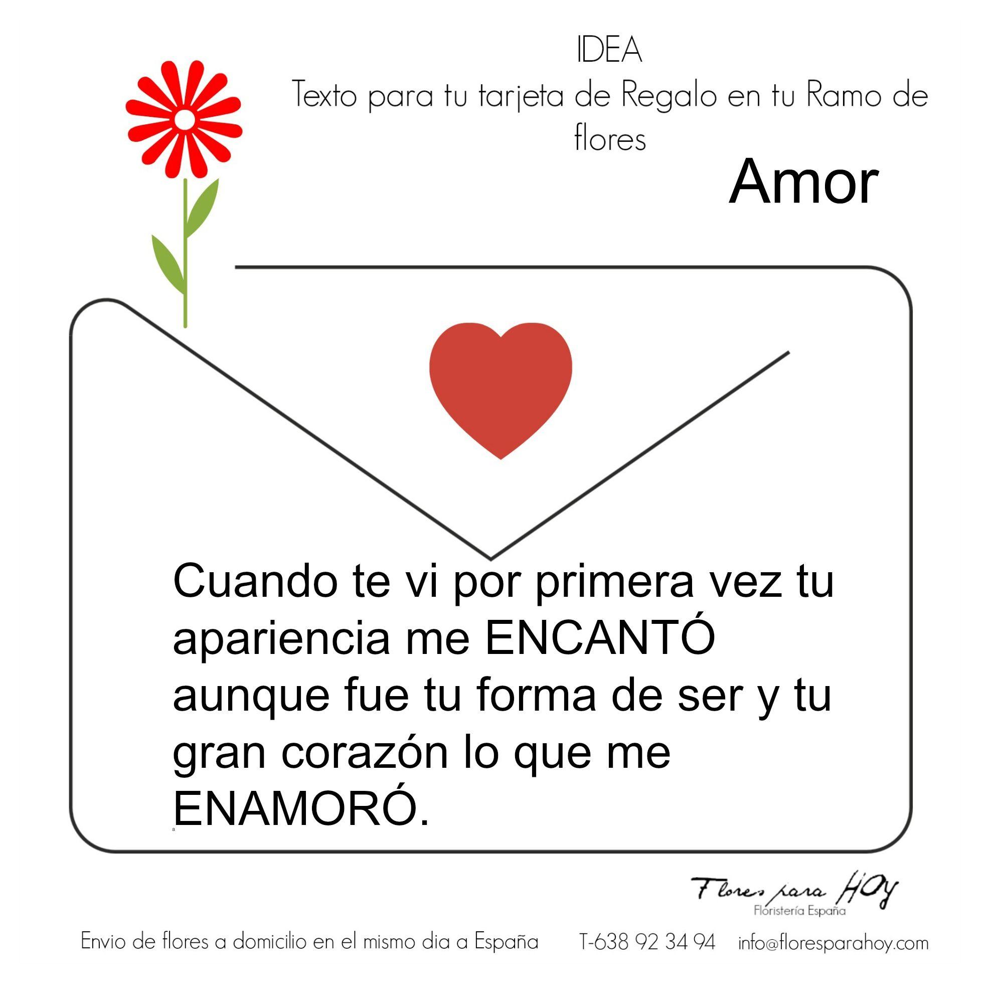 Frases Para Enamorar Y Regalar Junto A Tu Ramo De Flores Frases Amor