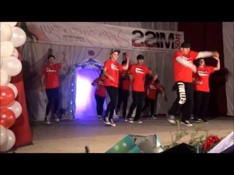 Танци попками
