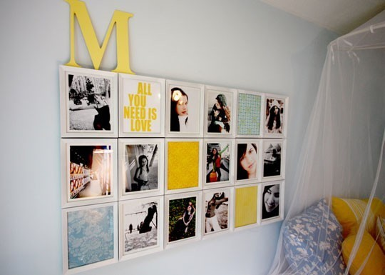 I Am Momma - Hear Me Roar: Photo Collage (for the Master Bedroom ...