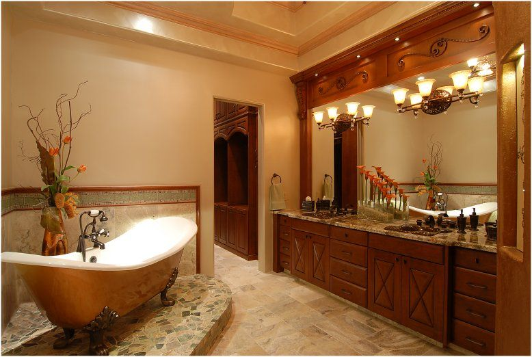 Classic Bathroom Designs Small Bathrooms Entrancing 15 Examples Of Wonderful Rustic Home Interior Designs  Master Design Ideas