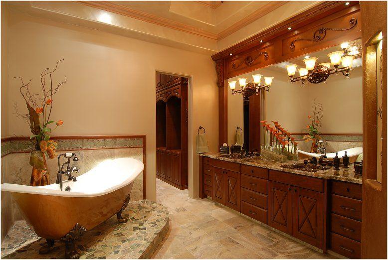 Examples Of Wonderful Rustic Home Interior Designs