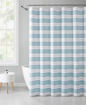 How I Extended My 72 Shower Curtain To 96 Without Sewing Boho