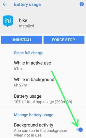 Samsung Galaxy Apps Running In Background