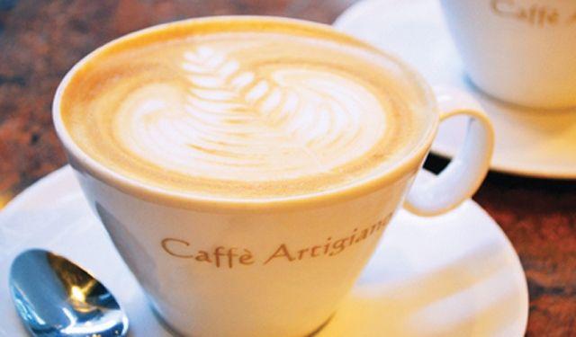 Caffè Artigiano's Spanish Latte