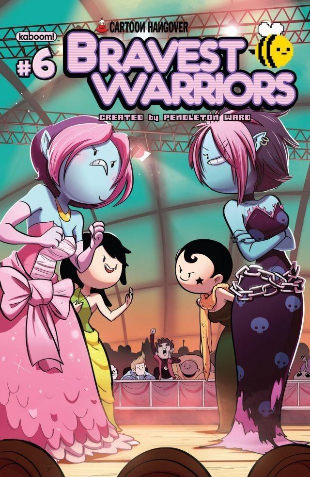 Bravest Warriors #6 #Boom #BravestWarriors