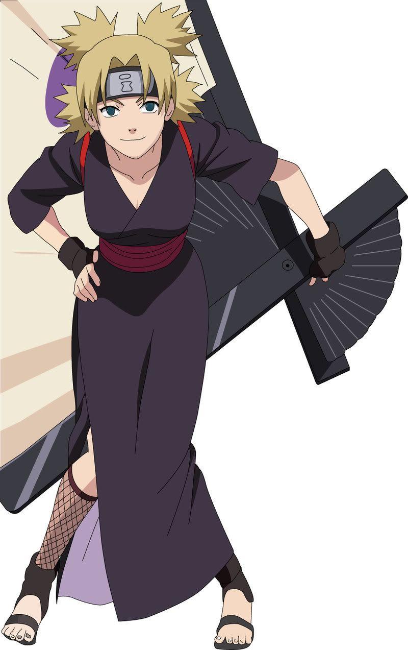 Temari-love her! | Personagens naruto shippuden, Boruto ...