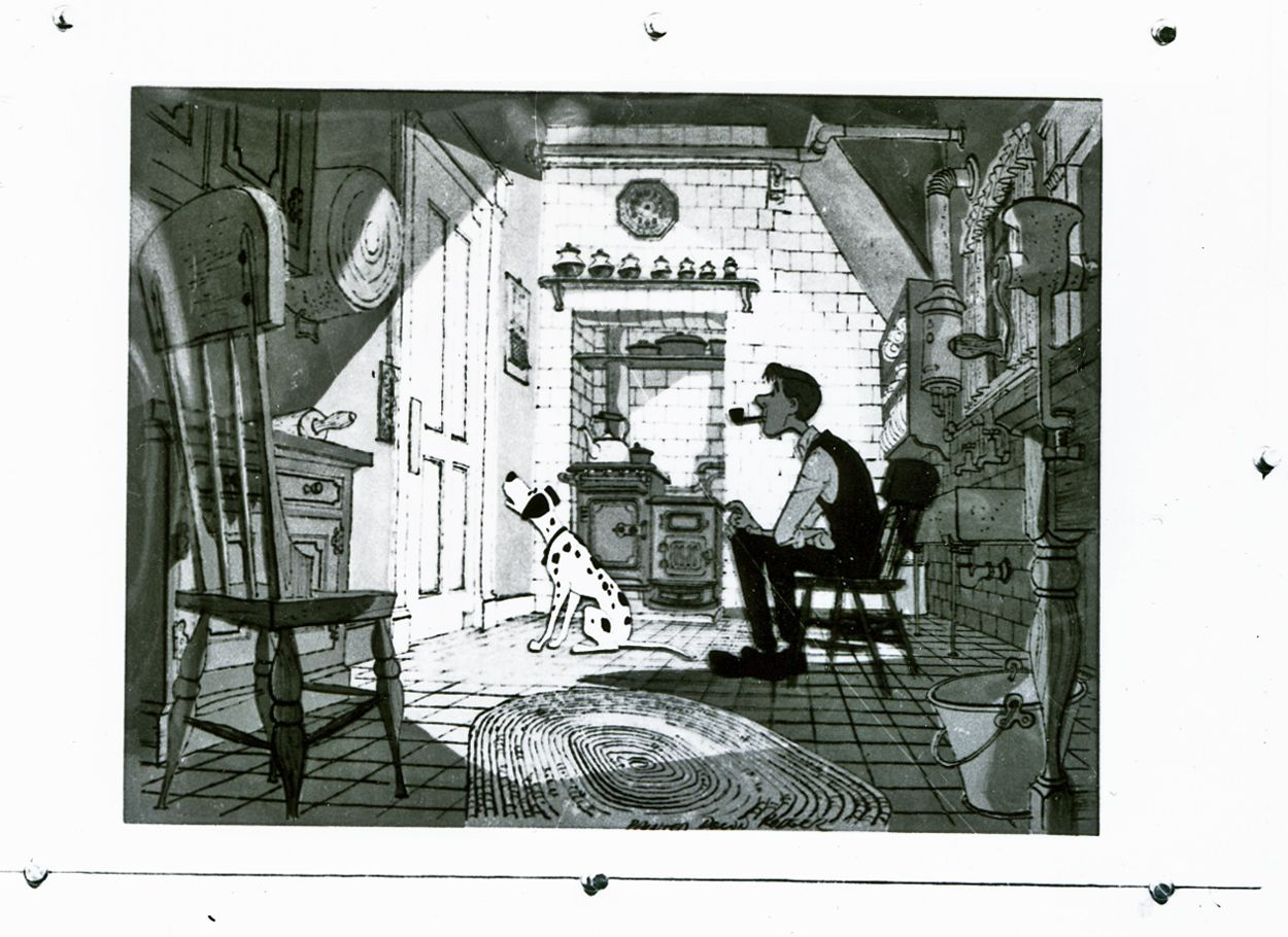101 dalmatians concept art - Google 검색