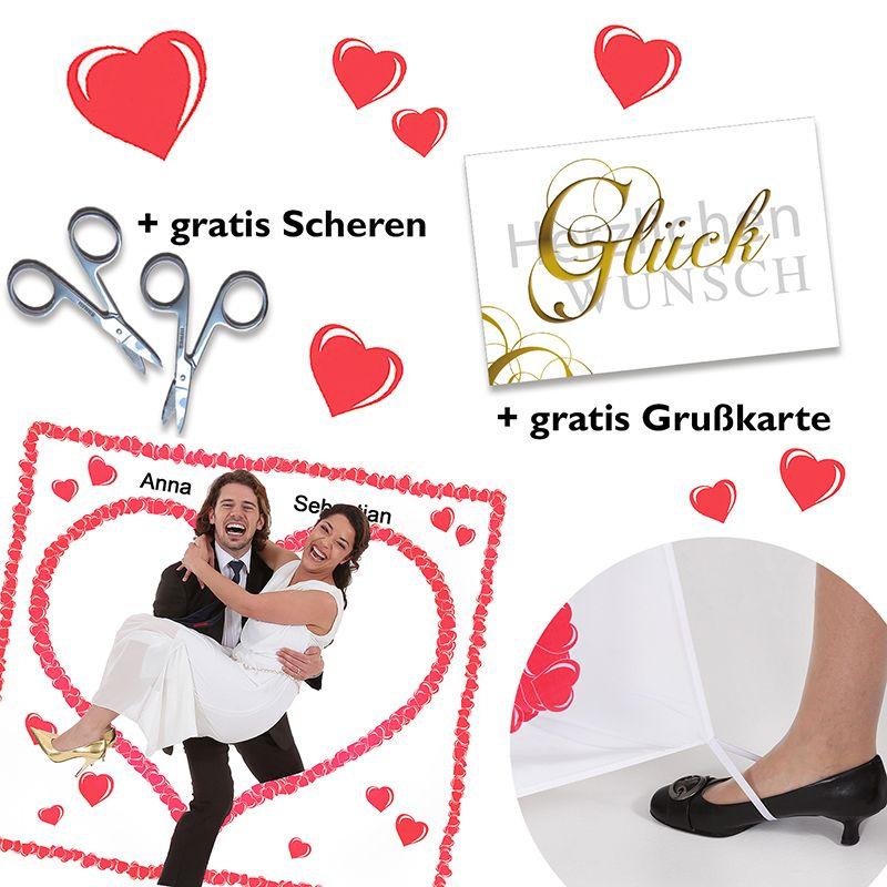 Hochzeitsspiel Hochzeitsherz 2x1 80 M Hochzeit Hochzeit Spiele Hochzeit Brauche