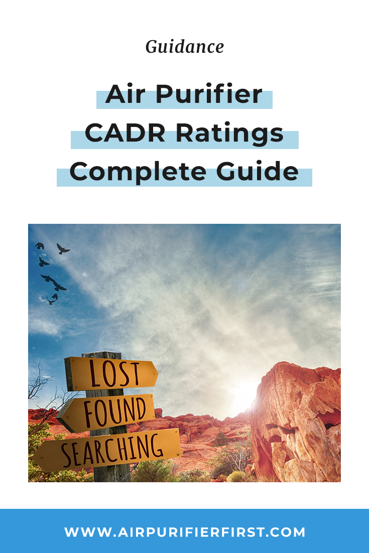 Air Purifier CADR Ratings Complete Guide Air purifier