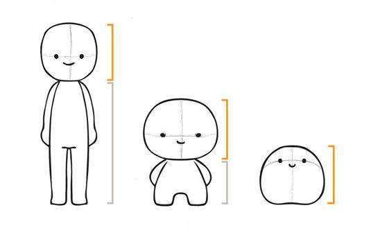 10 Character Design Tips : Tips for kawaii character design